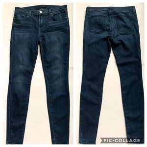 J Brand super skinny fix jeans